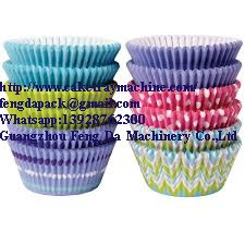 disposable baking Paper cup making Machine (BJ-CTB )