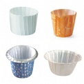 Different Design Muffin Baking Cup Machine